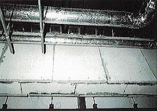 アスベストケイ酸カルシウム板